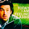 Derek - Today I am Feeling Blah