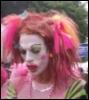 drag clown