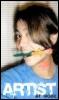 artist, brush, kimi