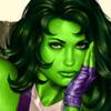 joechummer: She-Hulk miffed