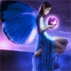 Purple Faerie