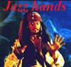 johnny depp, jazz hands, pirates of the caribbean