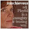 ladyniko: Mischievous Weir