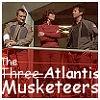ladyniko: Atlanits Musketeers