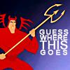 disney: kronk shoulder devil