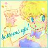 Star: bottoms up! <lj user=