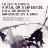 Gelsey: Grey's - drunken massage man