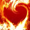heart-flame by danielmc