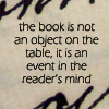 Bujold--book is an event
