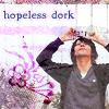{TatsuyaUeda} hopeless dork