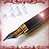Writing: Fountain Pen