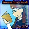 Ravenclaw+Book OTP