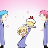 Jess (Ducky): Ouran - cake