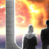 "Doctor Who - Nine/Rose ""End of the World"