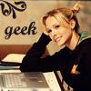gorgeous geek, macintosh ftw, veronica mars says be cool