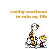 Calvin & Reality