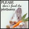 bunny, feed