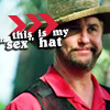 Grissom Sex Hat