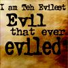 Lyndsie Fenele: evil