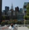 UN flags NY