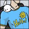 Bunny Hello!