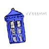 Kel: vrooom!TARDIS