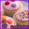purpur cuppycakes