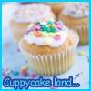 blue cuppycake squee