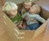 livin; in a box