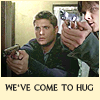 hiyacynth: SPN: Winchesters: Hug!