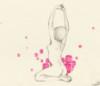 stretching oneself