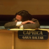 of a shyness that is criminally vulgar: bsg baltar asleep quorum