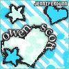 OWEN- Name Icon Hearts Stars