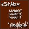 stabbity stab stab