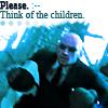 [FFVII] Rude - Think of the children!