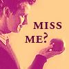hiddeneloise: Miss Me?/VM/Logan