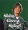 JenCat: Shiny Green Splee