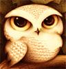 leyu: Серьезная сова
