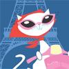 кошка-парижанка