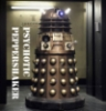 But, I don't want to be a pie,: dalek