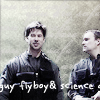 allyndra: Flyboy and Science Guy