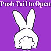 Push Tail To Open