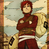 Sabaku no Gaara: ground