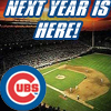 chicago cubs, cubs, next year is here