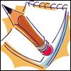 School - Notepad