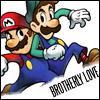 Mario Luigi Brotherly Love