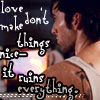 [moonstruck] love ruins everything
