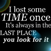 time geting away