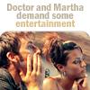 dr martha entertain