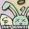 MH - tekiclutch - spirit bunnies